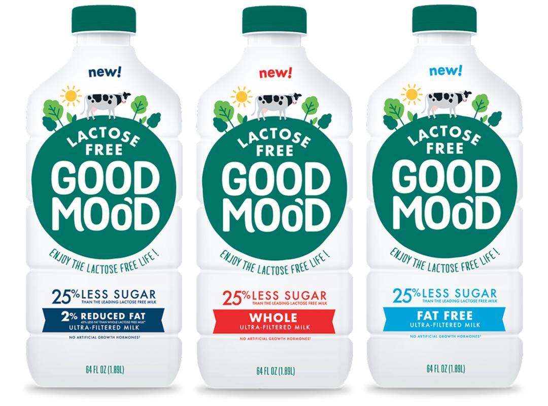 INTERNACIONAL: Nova linha de leite sem lactose