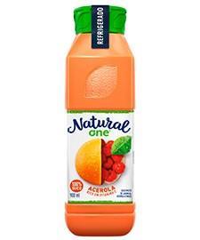 Natural One lança suco sabor Acerola