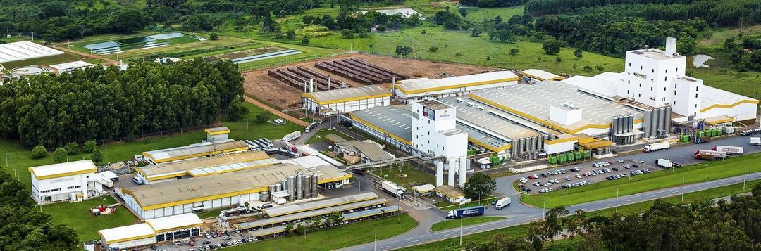 Piracanjuba terá maior fábrica de queijo do Brasil