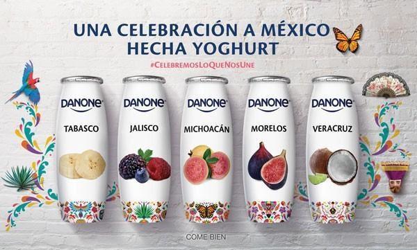 INTERNACIONAL: Danone ganha categoria de ''melhor iogurte'' no México