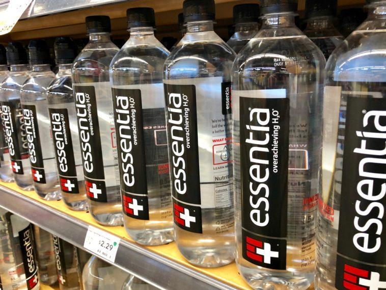 Nestlé USA compra empresa de água alcalina Essentia Water