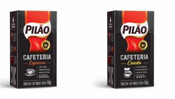 Nova Linha ''Pilão Cafeteria''