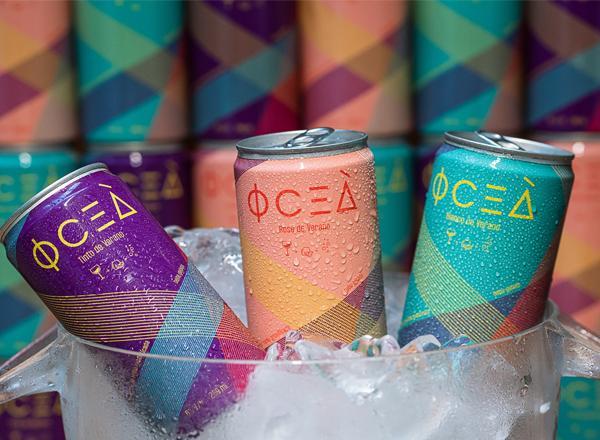 Oceà lança o Drink de Verano, o primeiro coquetel em lata à base de vinho do Brasil