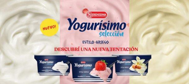 LATAM: La serenísima amplia seu portfólio com novo iogurte grego