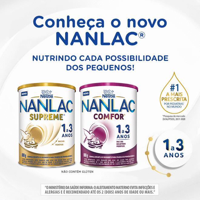 Nestlé lança nova linha de fórmulas infantis