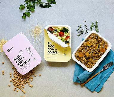 Beleaf, startup de alimentos plant-based, recebe aporte para crescimento