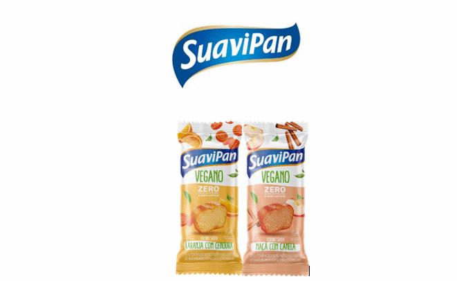 SuaviPan lança 1º linha de bolinhos veganos do Brasil