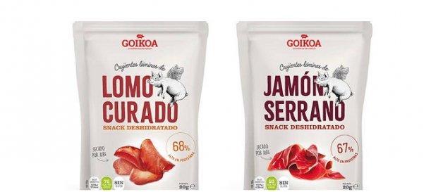 LATAM: Goikoa apresenta novos snacks de proteicos na Espanha