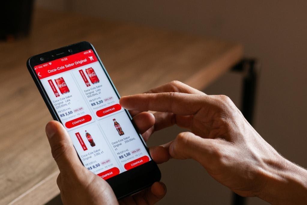 Chega ao Brasil aplicativo da Coca-Cola voltado a pequenos varejistas