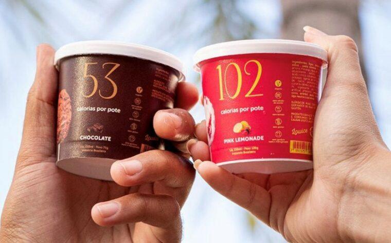 Lowice lança sabores de sorvetes veganos