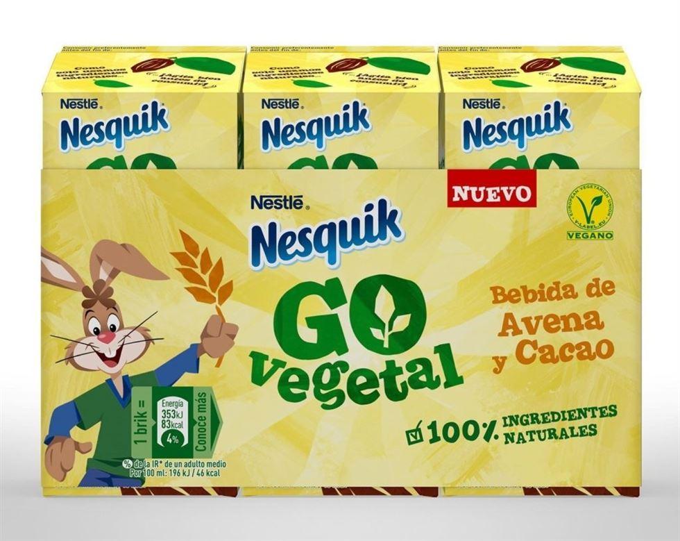 INTERNACIONAL: Nestlé lança Nesquik versão vegetal na Europa