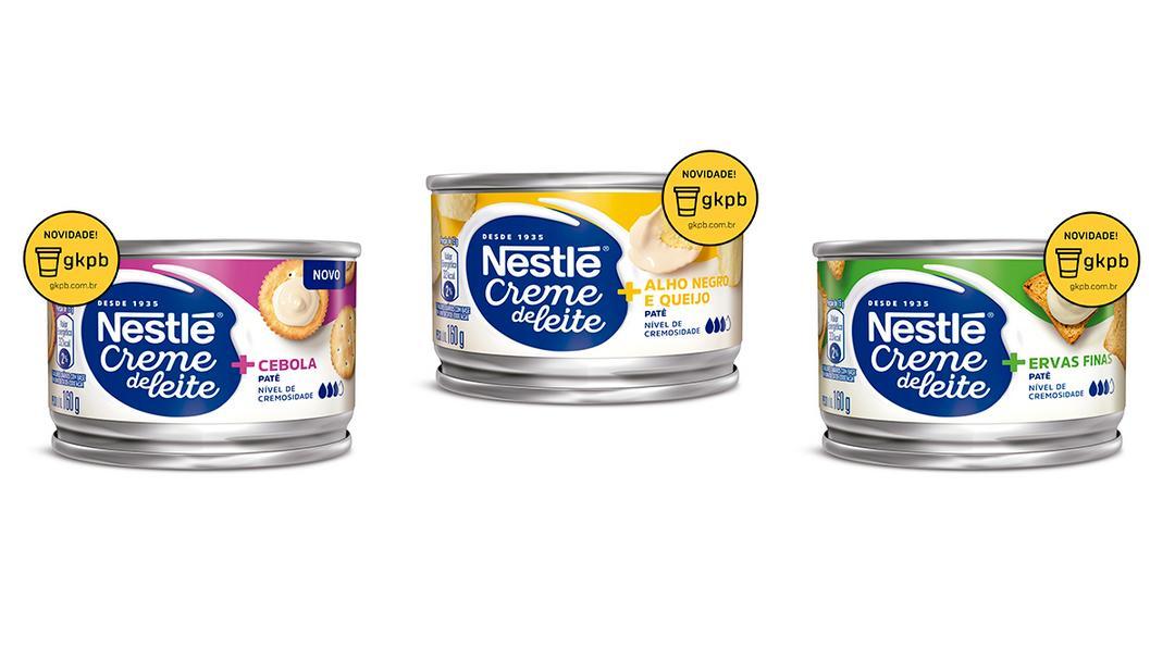 Nestlé lança linha de patês prontos