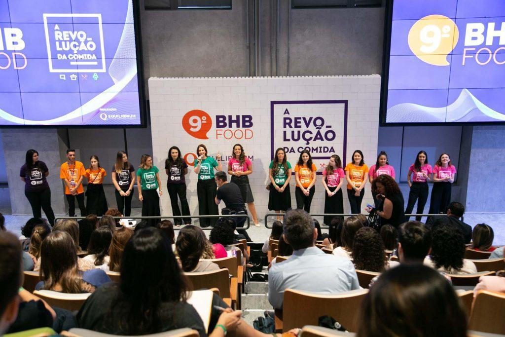 Concorra a 1 ingresso do evento BHB FOOD!
