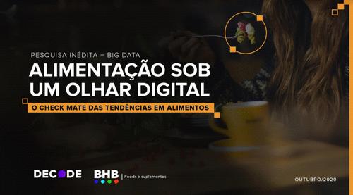 Pesquisa aponta cinco grandes tendências na alimentação dos brasileiros