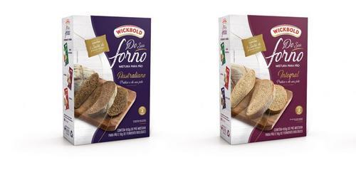 Wickbold amplia portfólio com mix para pão