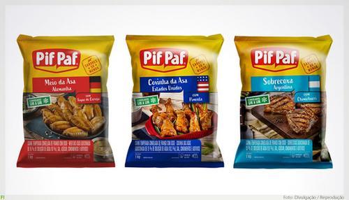 Pif Paf Alimentos amplia portfólio com a linha ''sabores do mundo''