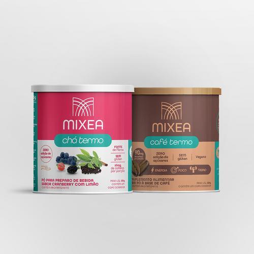Mixea, nova marca de suplementos naturais