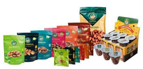 Nutty Bavarian expande vendas ao varejo tradicional