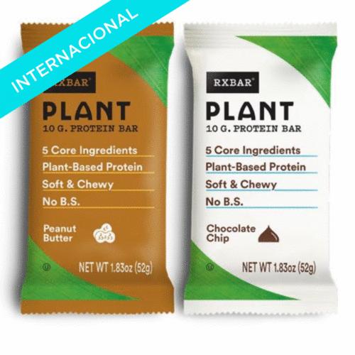 RXBAR acaba de lançar sua primeira barra de proteína vegana