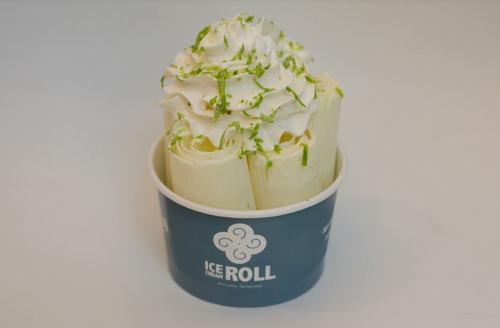 Ice Cream Roll ganha dois novos produtos com a chegada do verão