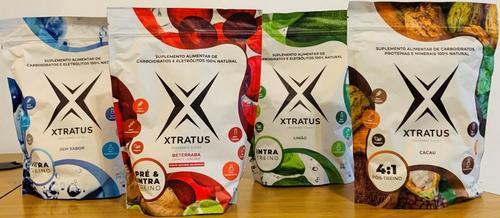Xtratus adota novas embalagens para suplementos