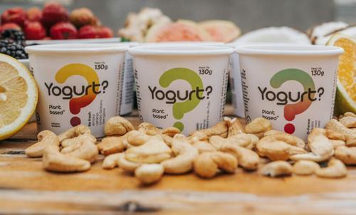 Nova marca brasileira de leite e iogurte vegetal