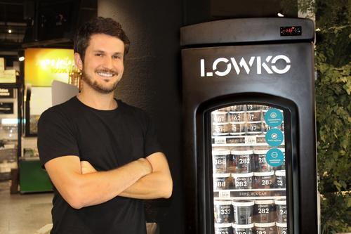 Perfetto acaba de firmar parceria com a Startup de sorvete Lowko