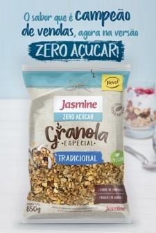 Jasmine apresenta nova versão de Granola