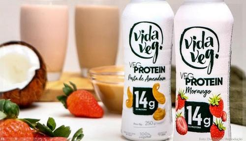 Vida Veg inova com o primeiro iogurte proteico vegetal no Brasil