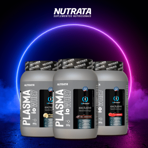 Nutrata amplia seu portfólio com o lançamento do io Whey Protein
