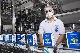 Betânia Lácteos amplia suas vendas em plataformas digitais