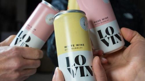A lata de vinho que atraiu 300 investidores em 19 horas