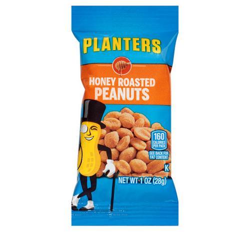 Kraft Heinz negocia venda da marca de snacks Planters