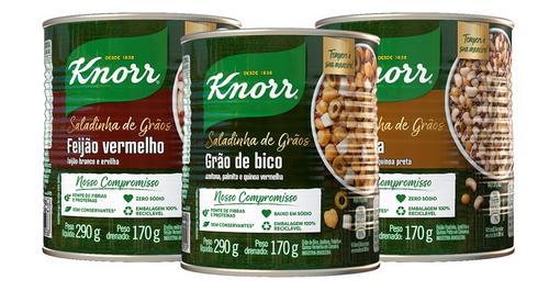 Knorr inova em portfólio com foco no consumidor da atualidade