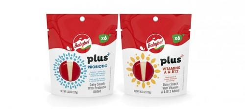 LATAM:  Babybel lança linha de Snacks funcionais com probióticos e vitaminas
