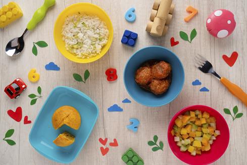 Liv Up lança linha de alimentação saudável infantil no Rio de Janeiro
