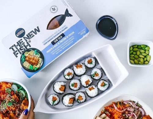 """Foodtech brasileira The New Butchers lança primeiro """"salmão"""" à base de plantas"""