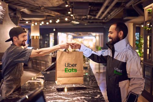 Uber Eats cria programa de auxilio a restaurantes parceiros