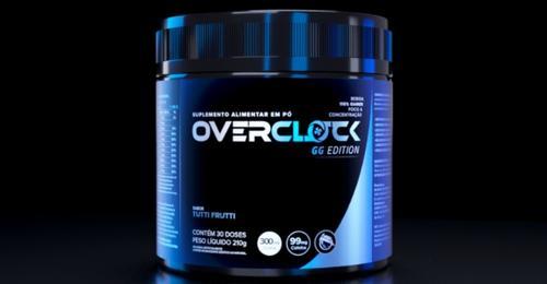 Overclock lança bebida para profissionais de eSports