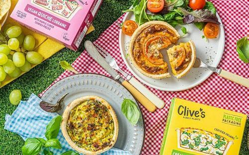Veg Capital investe em marca de tortas orgânicas