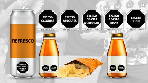 LATAM: Nova rotulagem de alimentos entra em vigor no México