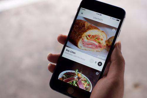 Uber Eats anuncia integração de restaurantes parceiros com o Instagram