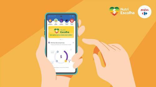 Carrefour lança ferramenta para ajudar cliente a comprar itens mais saudáveis e baratos