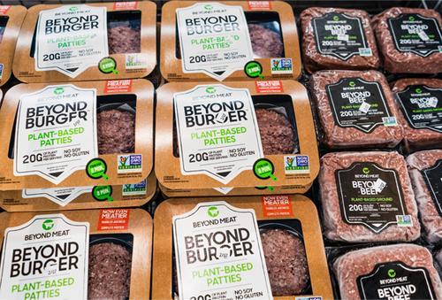 Pepsico e Beyound Meat criam gigante de alimentos plant based