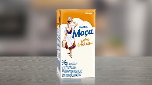 Nestlé lança versão Zero Lactose de Nutren Senior e Leite Moça