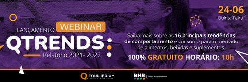 """Webinargratuitode lançamento dorelatório""""QTRENDS- 2021-2022"""