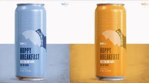 ''Hoppy Breakfast'', nova linha de cerveja para o café da manhã?