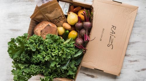 Startup de orgânicos se une à prefeitura de SP para doar alimentos