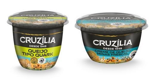 Cruzília lança dois novos produtos na linha de cremes