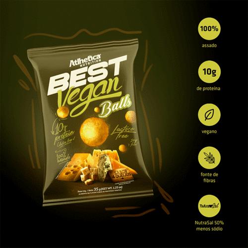 Atlhetica Nutrition lança Snack 100% vegano